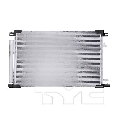 TYC 30109 A//C Condenser Assembly for Kia Rio 2018-2019 Models