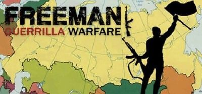 Freeman: Guerrilla Warfare- PC Global Play - Not Key/Code - Günstigst