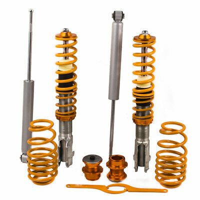 COILOVERS for VW LUPO 6X SEAT AROSA 6H Adjustable Suspension 1998–2005