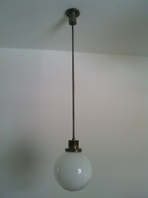 Adolf Loos designd ceiling light attributed Secession Vienna