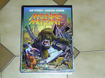 MONDE MUTANT DE RICHARD CORBEN ET JAN STRNAD EDITIONS CAMPUS ÉPUISÉE  cn