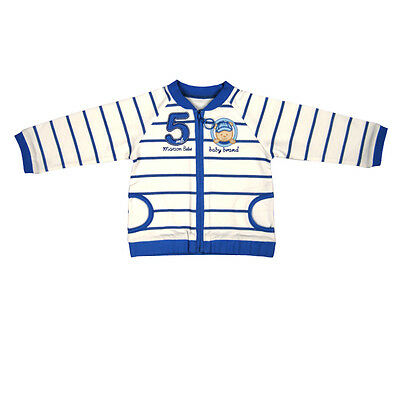 Baby Boy's Jacket Baby Clothes For Baby Boy Zip-Up Top