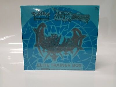 Pokemon Elite Trainer Box UltraPrism