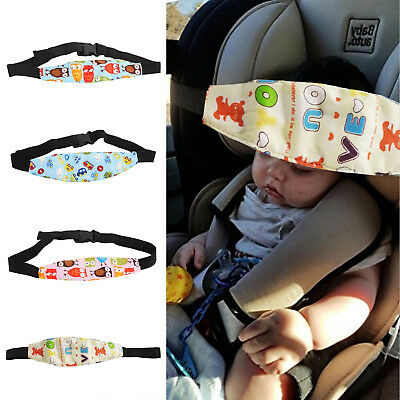 Nice Child Kids Safety Car Seat Sleep Aid Head Support Belt Eliminates Pressure