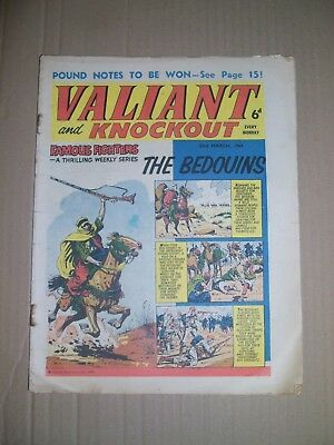 Valiant issue dated March 23 1963