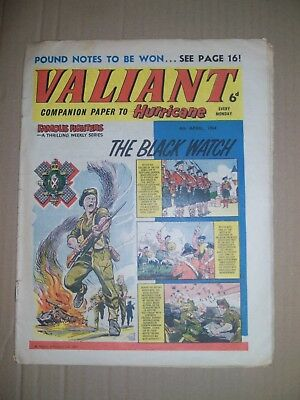Valiant issue dated April 4 1964 Asterix
