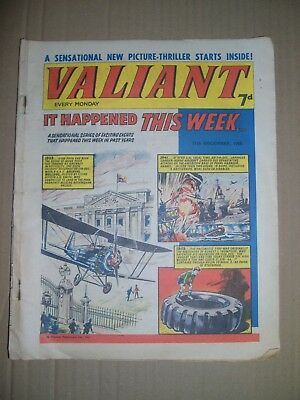 Valiant issue dated December 11 1965