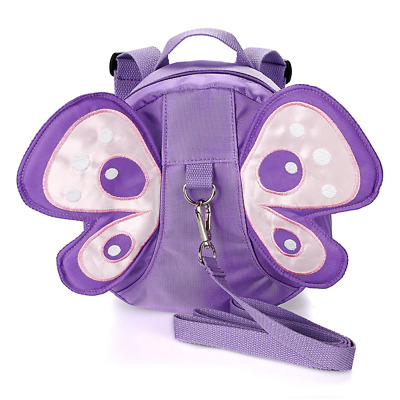 Hipiwe Baby Anti-lost Backpack Butterfly Walking Safety Belt Harness Toddler Rei