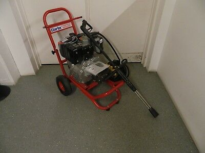 Clarke DLS200AL Diesel Engined Cold Water Pressure Washer (Lombardini Engine)