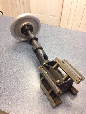 Sunnen ANR Portable Hone Upper Feed Wheel Assembly w/ ANR230 Clutch And A AN260