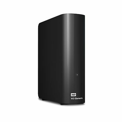 Western Digital 6TB Elements Desktop Hard Drive - USB 3.0 - WDBWLG0... 2DAY SHIP