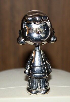 Peanuts Lucy Figurine By Lunt Silversmiths