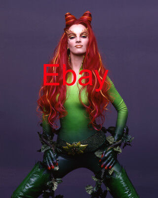 Uma Thurman SEXY Poison Ivy Batman and Robin 8x10 photo #10
