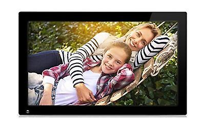 Nixplay Original 18.5 inch WiFi Cloud Digital Photo Frame. iPhone &... 2DAY SHIP