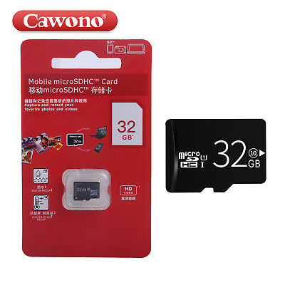 San-Disk 32GB 32G Ultra Micro SD HC Class 10 TF Flash SDHC Memory Card mobile