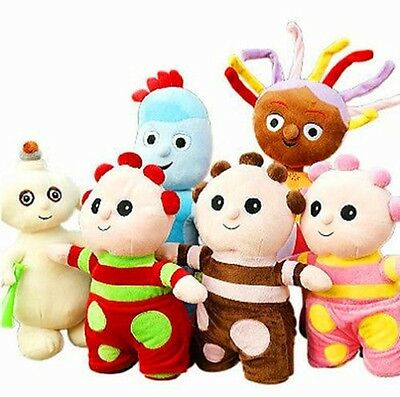 1 x LARGE BBC IN THE NIGHT GARDEN SOFT DOLL PLUSH BEAR KIDS PLAYSET STUFFED TOY