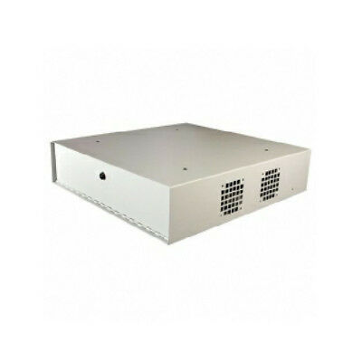 Haydon Medium Lockable Steel DVR NVR Enclosure with Fans 540*510*124mm LDVR-F