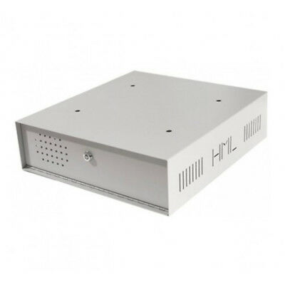 Haydon Small Lockable Steel DVR NVR Enclosure with Fan 445*404*120mm LDVR1-F