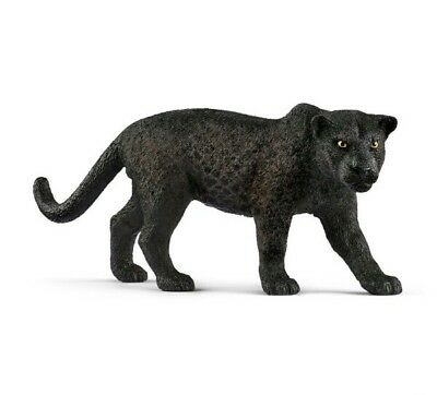Schleich Black Panther Collectible Toy Figure Brand New w Tag Item 14774 01266