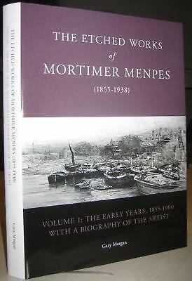 Etched Works Of Mortimer Menpes - Sale! 75% Off Remaining Publishers Stock