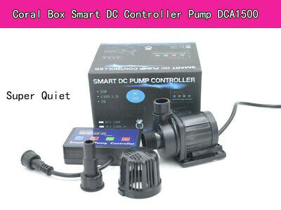 Coral Box DCA 1500 DC Aquarium Pump Manufactured Exclusively by Jebao