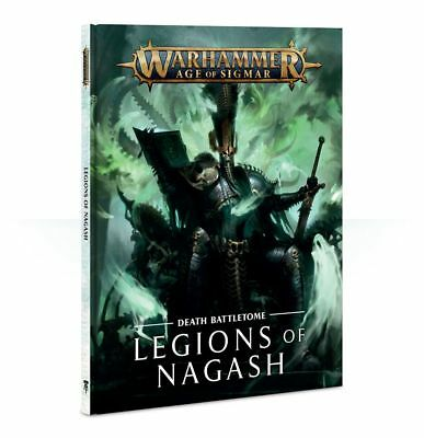 Death Battletome Legions of Nagash (Deutsch) Warhammer Age of Sigmar Games Work.