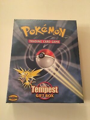 Sealed Tempest Gift Box Mint Condition Rare WOTC Boosters Inside PSA Ready