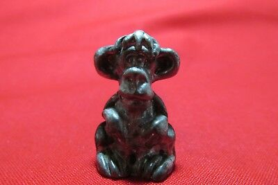 Pewter Whimsical  Monkey  Figurine