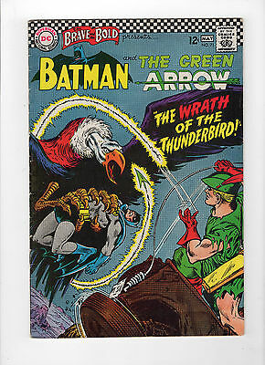 The Brave and the Bold #71 (Apr-May 1967, DC) - Very Good/Fine