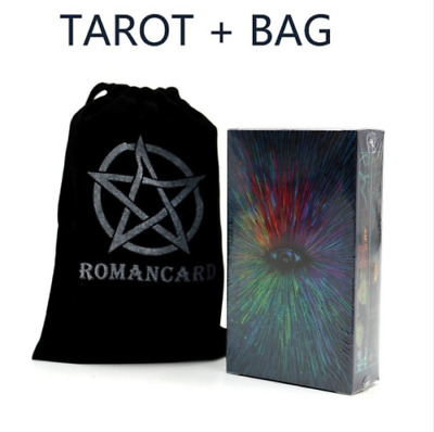 Waite Rider Tarot Deck 79 Cards Set With Bag English Future Telling Sealed New