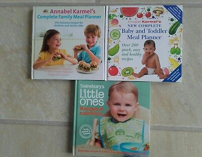 Annabel Karmel Book Bundle