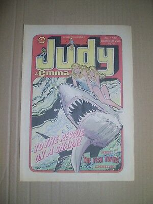 Judy issue 1032 dated October 20 1979