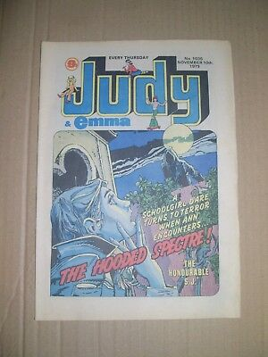 Judy issue 1035 dated November 10 1979