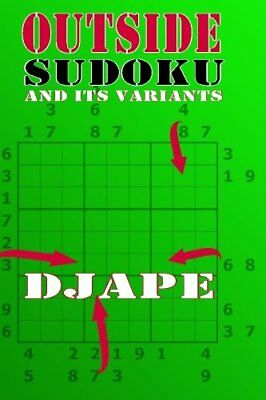 NEW Outside Sudoku and its variants by DJ Ape