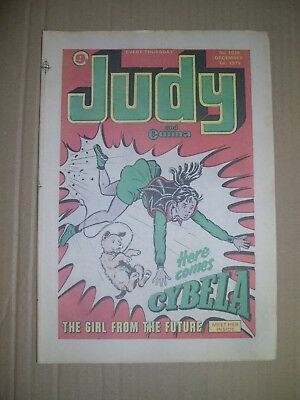 Judy issue 1038 dated December 1 1979