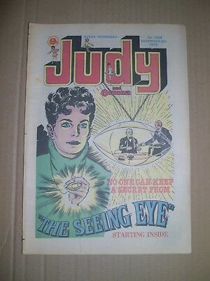 Judy issue 1039 dated December 8 1979