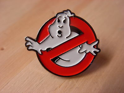 Ghostbusters pin badge. Who you gonna call? Ghost busters