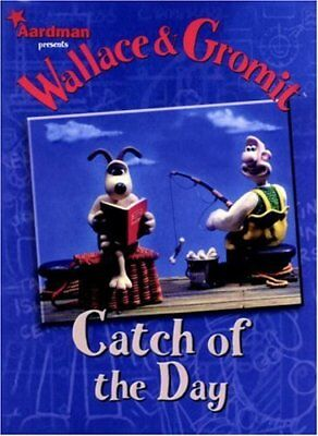 Good, Wallace and Gromit: Catch of the Day (Wallace & Gromit), Rimmer, Ian, Book