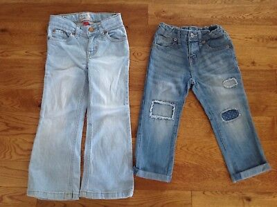 The Childrens Place Jeans and Cherokee Capris 4T
