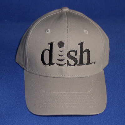 dish Network Gray Ball Cap   DISH Network