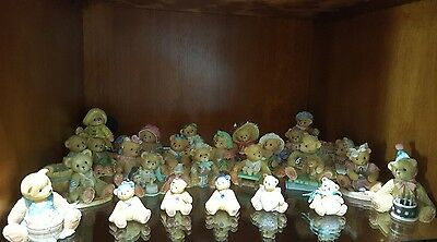 25  Enesco Cherished Teddies  1991-2002