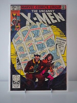 Marvel - The Uncanny X-Men Vol.1  #141 [4.5] - Key Issue Days of Future Past