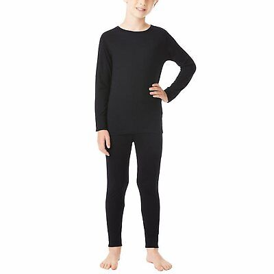 32 Degrees Weatherproof Boys Base Layer Thermal Long Underwear Set. M(8/10), NEW