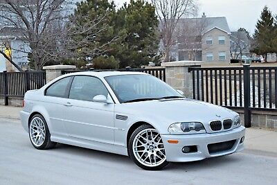2005 BMW M3 Base Coupe 2-Door 2005 BMW M3 6MT RARE TiAG/BLK XENON COLD PREMIUM ZCP COMPETITION PACKAGE PDC