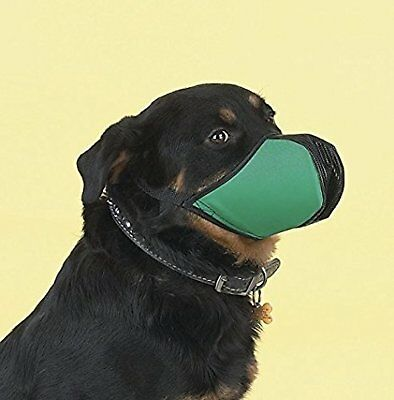 Proguard Softie Dog Muzzle Comfort Fit Dog Mouth Bite Protector Gaurd Medium