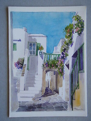 Images Of Greece MH 8517  E. Ehmiths Greeting Card