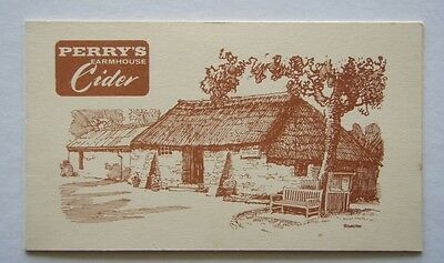 Perry Bros Farmhouse Cider Mills Dowlish Wake Ilminster Somerset Guide