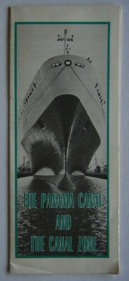 The Panama Canal And Canal Zone Map Guide