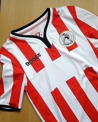 Sparta Rotterdam Home Shirt 2014-15 Small - Robey