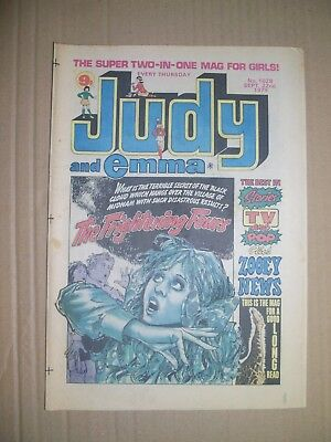 Judy issue 1028 dated September 22 1979